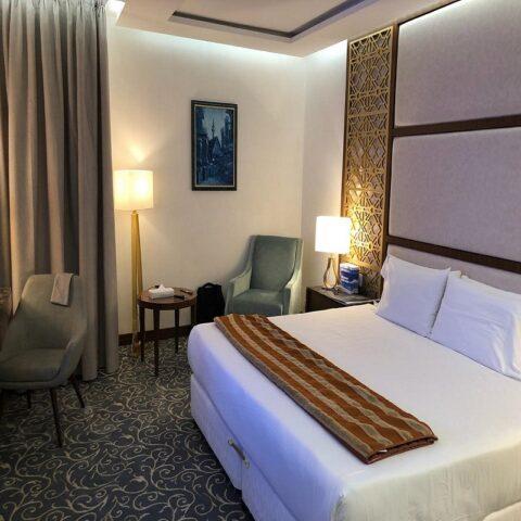 Sheraton Hotel (Mock Up)