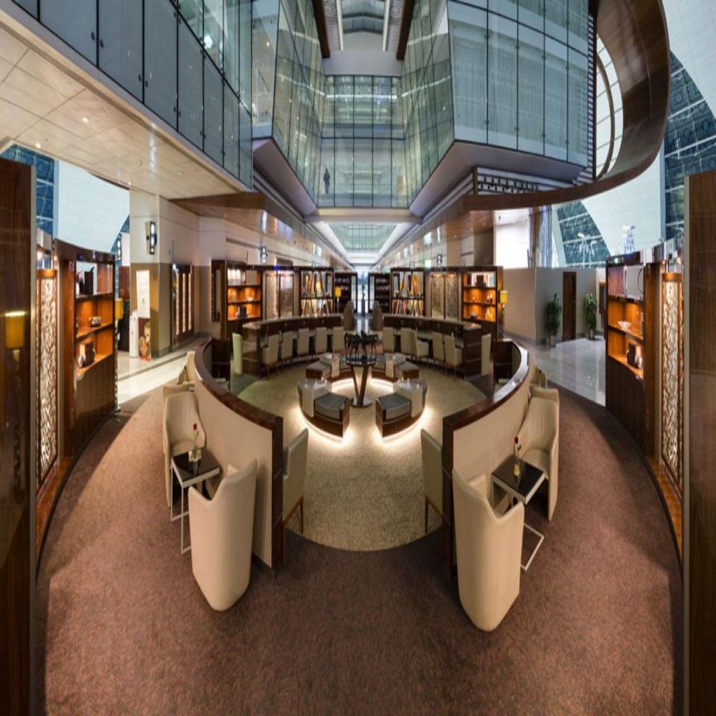 Emirates Business Longue