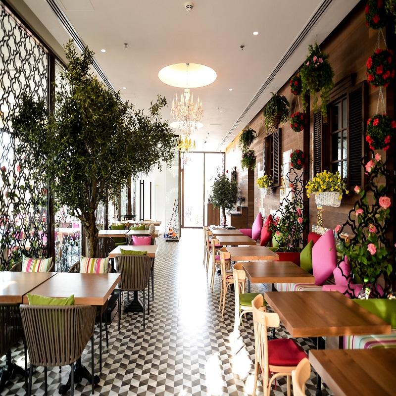 Xenia Cafe lounge